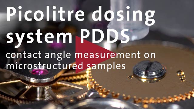 Application video: Picoliter dosing system PDDS