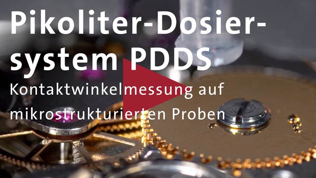Applikations-Video: Pikoliter-Dosiersystem PDDS