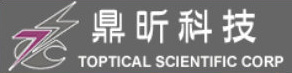 Toptical Scientific Corp. Logo