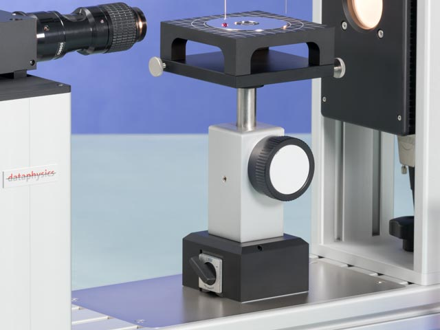 OCA 15EC Sliding magnetic base for free positioning