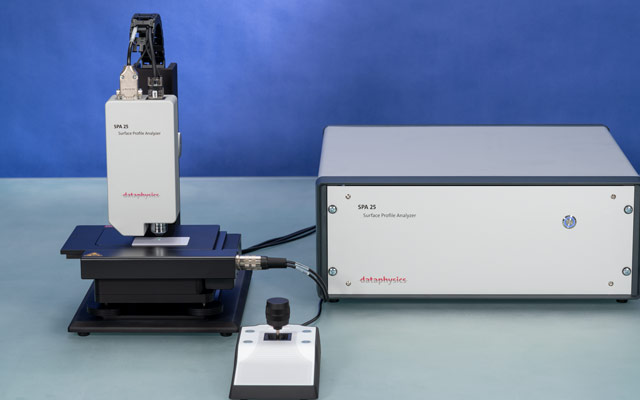 Surface Profile Analyzer SPA 25