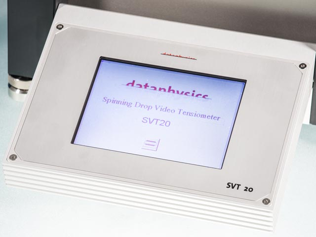 Integrated touch screen of SVT 20N